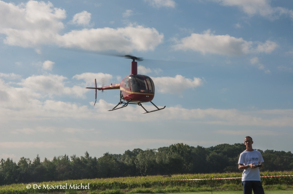 Modelbouw Helicopters